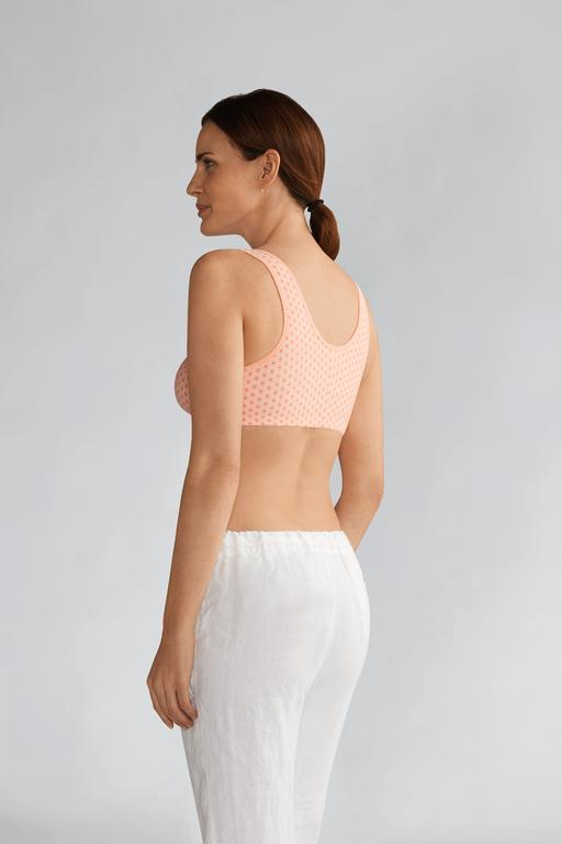 Soutien-gorge pour prothèse mammaire modèle Frances EN COTON IDÉAL POUR RADIOTHÉRAPIE-AMOENA