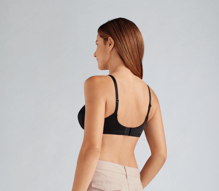 Soutien-gorge pour prothèse mammaire modèle Isabel Sans Armatures-AMOENA