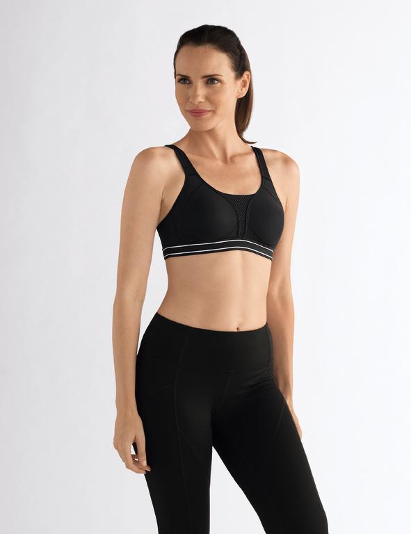 Soutien-gorge du sport pour prothèse mammaire modèle Performance Sans Armatures SG Sport-AMOENA