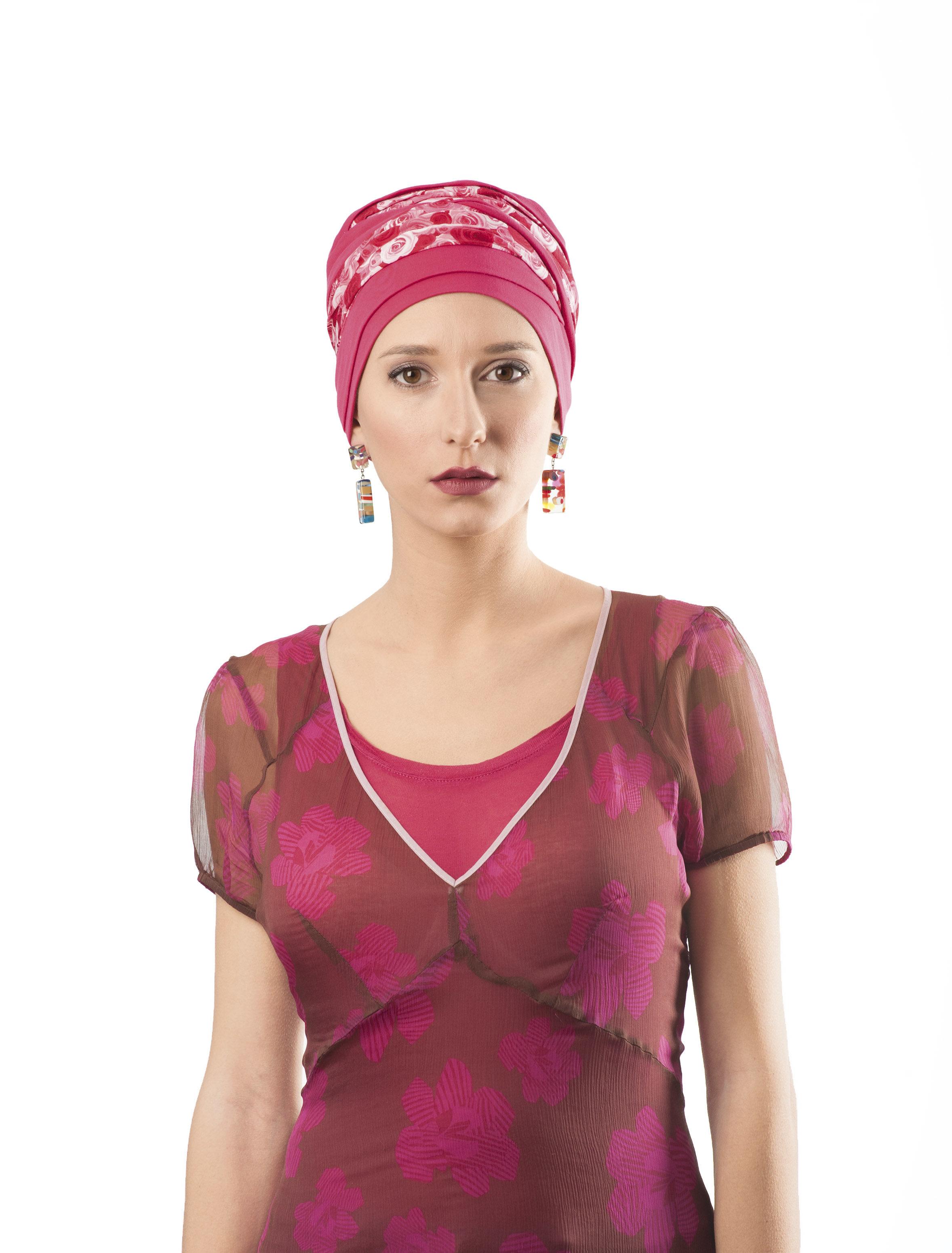Turban en fibre de bambou anti-UV modèle Doris MM PARIS