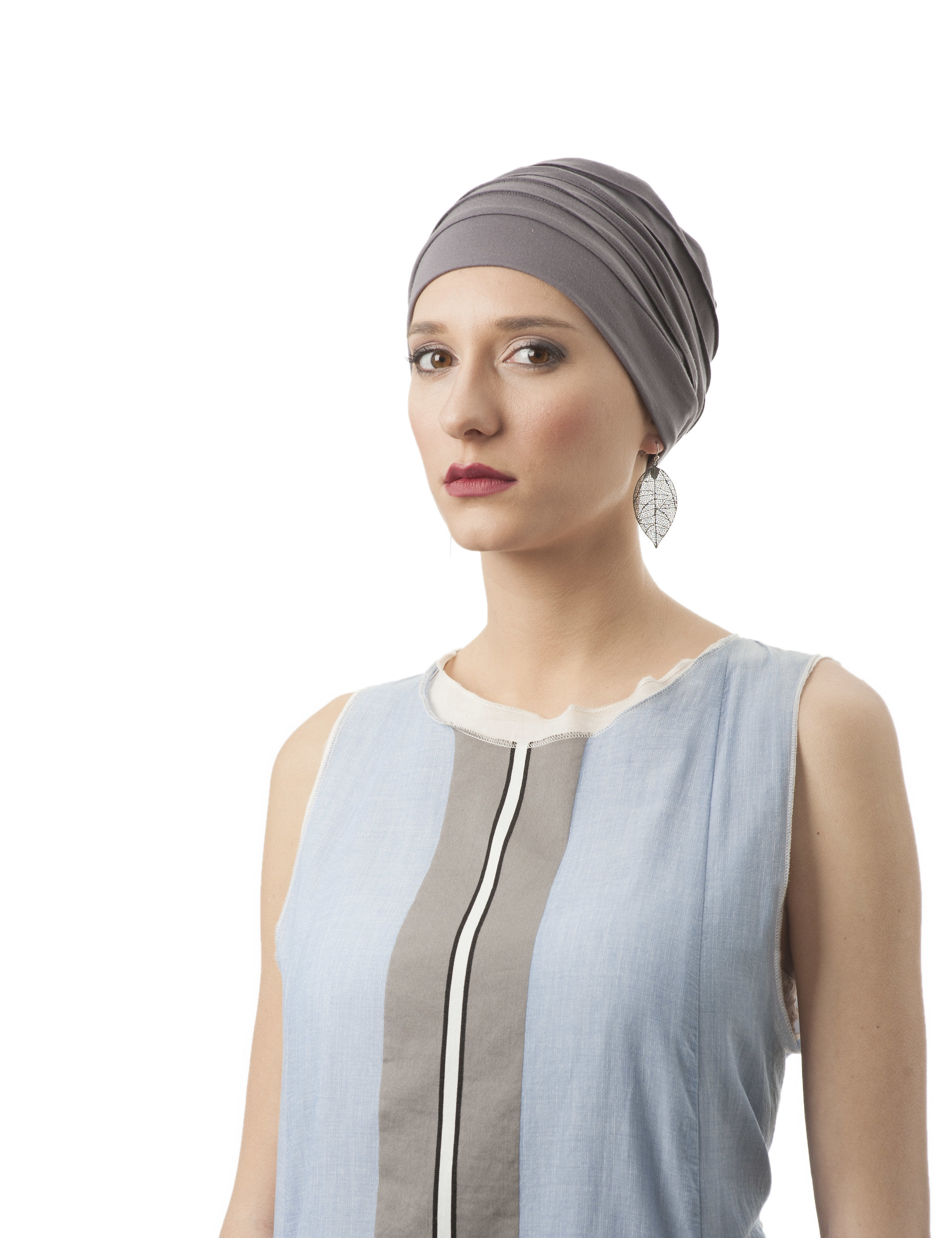 Turban en fibre de bambou anti-UV modèle Lola MM PARIS