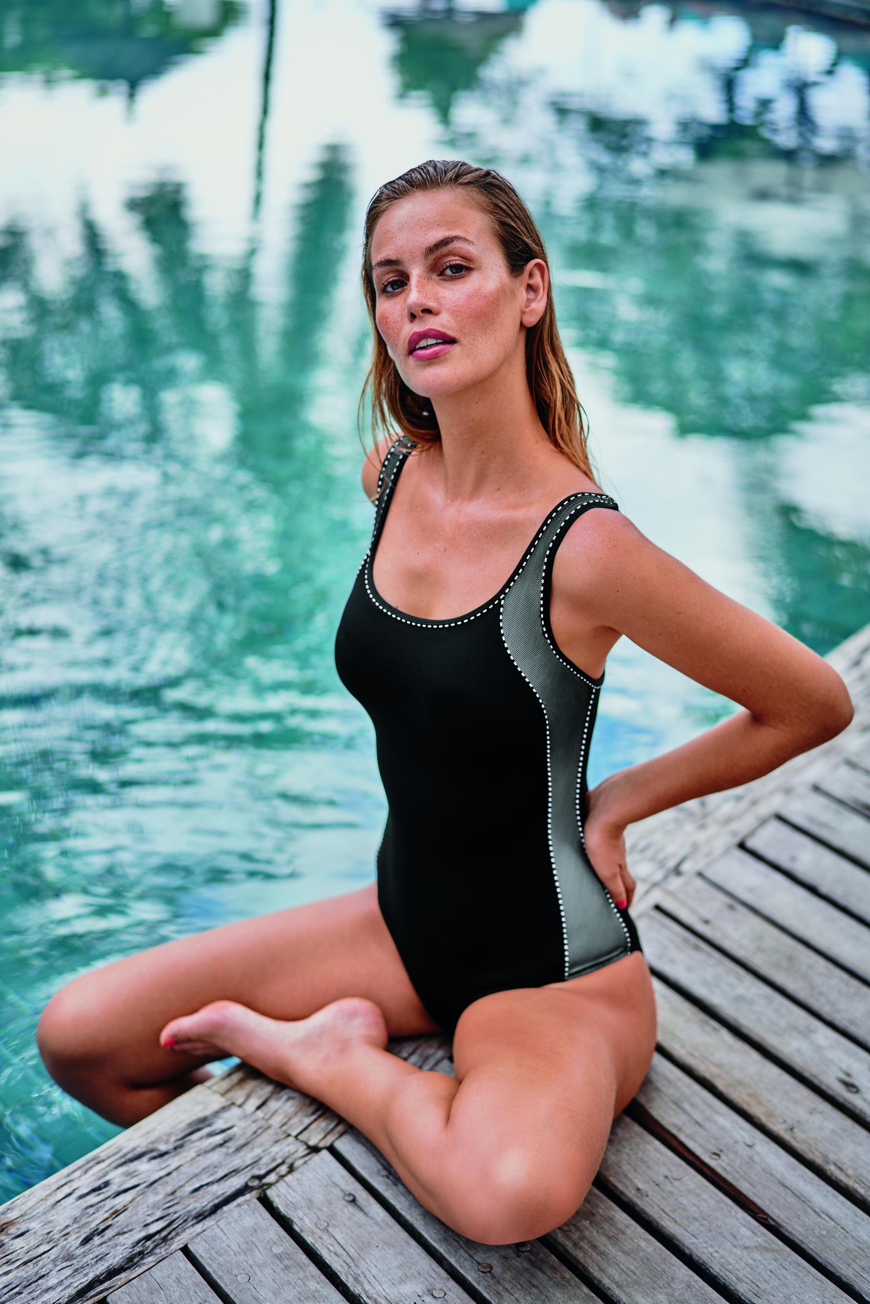 Maillot de bain pour prothèse mammaire 6210X - ANITA 2020