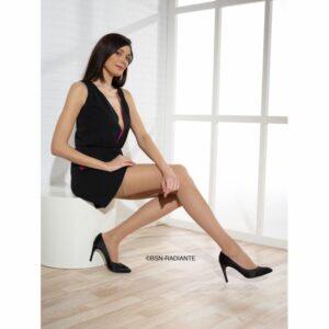 Collant de contention femme classe 2 modèle Microvoile RADIANTE