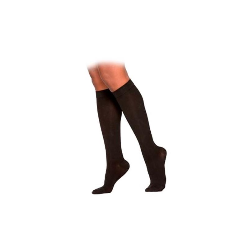 Chaussette de contention femme classe 3 modèle coton RADIANTE