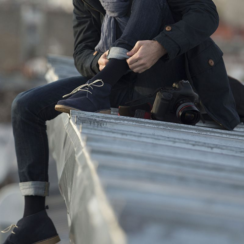 Chaussette de contention homme classe 3 venoflex fast air THUASNE