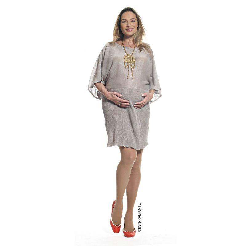 Collant de contention maternité classe 2 modèle Microvoile RADIANTE