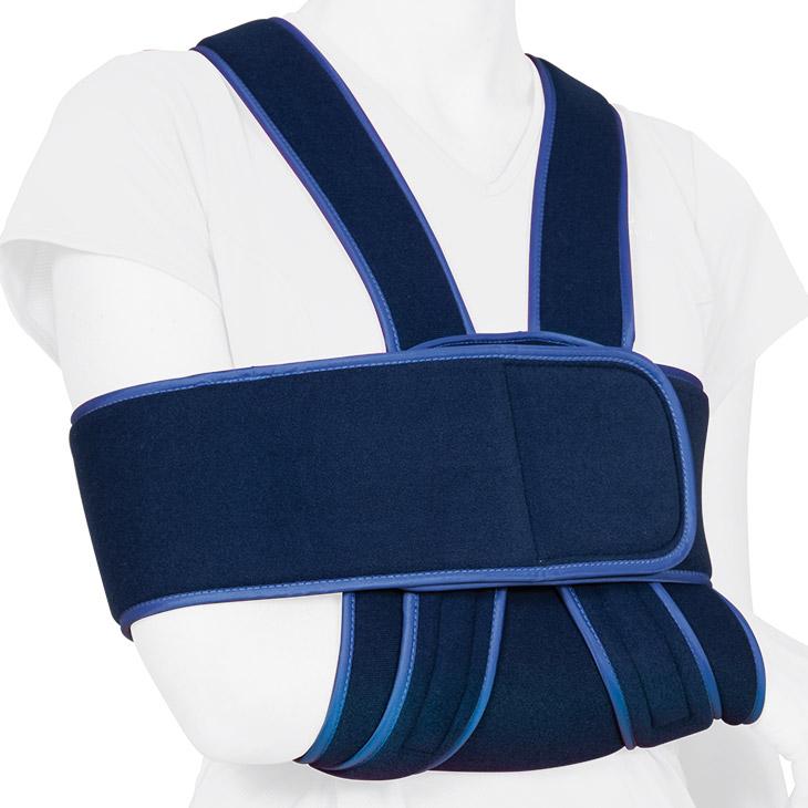 Attelle de bandage immobilisation épaule